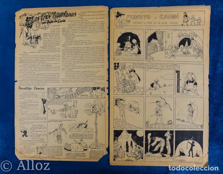 Tebeos: TEBEO CHICOS..Nº10/ MAYO 1938 - Foto 2 - 205299845