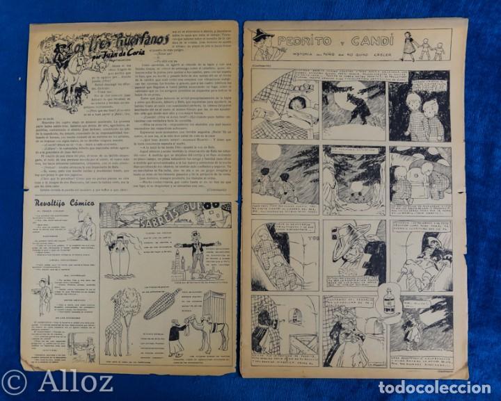 Tebeos: TEBEO CHICOS..Nº11/ MAYO 1938 - Foto 2 - 205300547