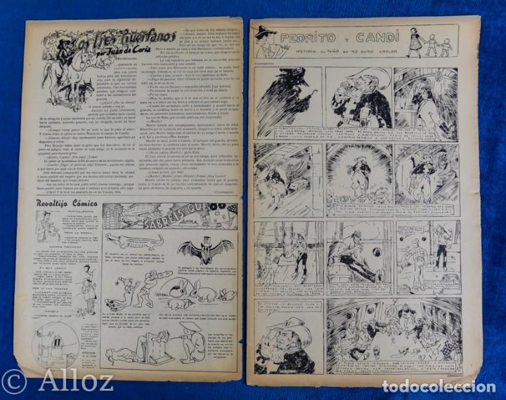 Tebeos: TEBEO CHICOS..Nº13 / JUNIO 1938 - Foto 2 - 205301942
