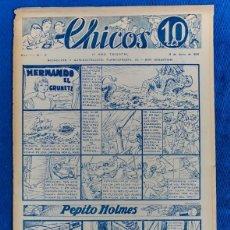 Tebeos: TEBEO CHICOS..Nº14 / JUNIO 1938. Lote 205302177