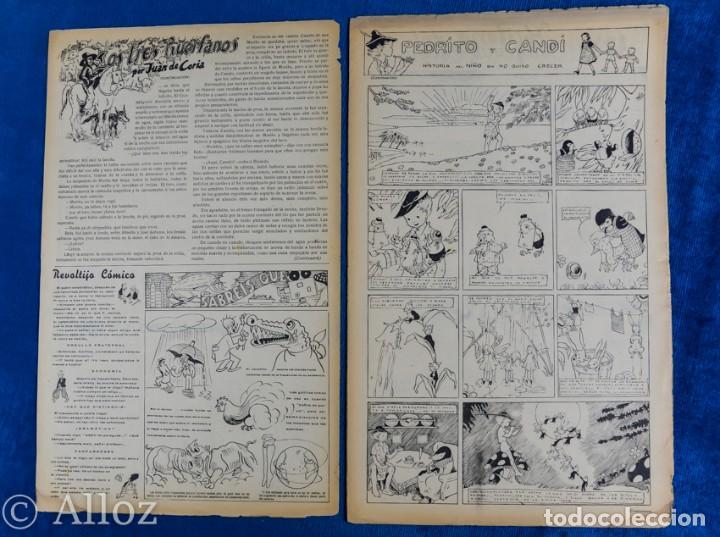 Tebeos: TEBEO CHICOS..Nº16 / JUNIO 1938 - Foto 2 - 205304646
