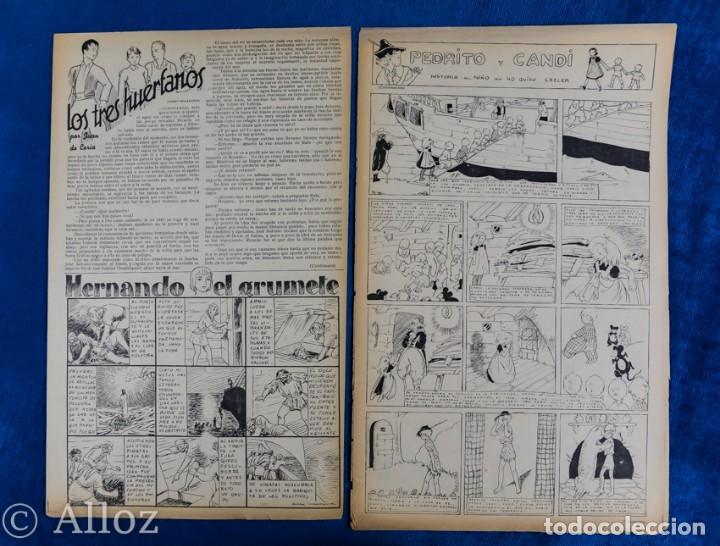 Tebeos: TEBEO CHICOS..Nº18 / JULIO 1938 - Foto 2 - 205305047