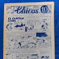 Tebeos: TEBEO CHICOS..Nº20 / JULIO 1938. Lote 205305658