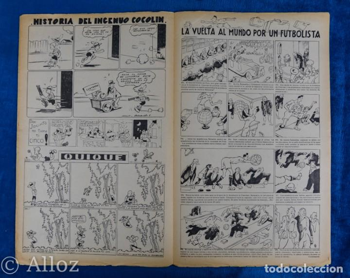 Tebeos: TEBEO CHICOS..Nº25 / AGOSTO 1938 - Foto 2 - 205306342