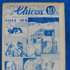 Giornalini: TEBEO CHICOS..Nº27 / SEPTIEMBRE 1938 (RESERVADO). Lote 205352176