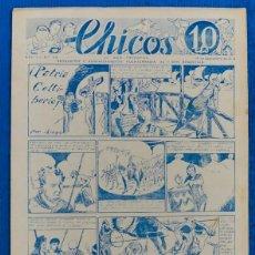 Tebeos: TEBEO CHICOS..Nº28 / SEPTIEMBRE 1938. Lote 205352423