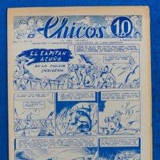 Tebeos: TEBEO CHICOS..Nº30 / SEPTIEMBRE 1938. Lote 205353437