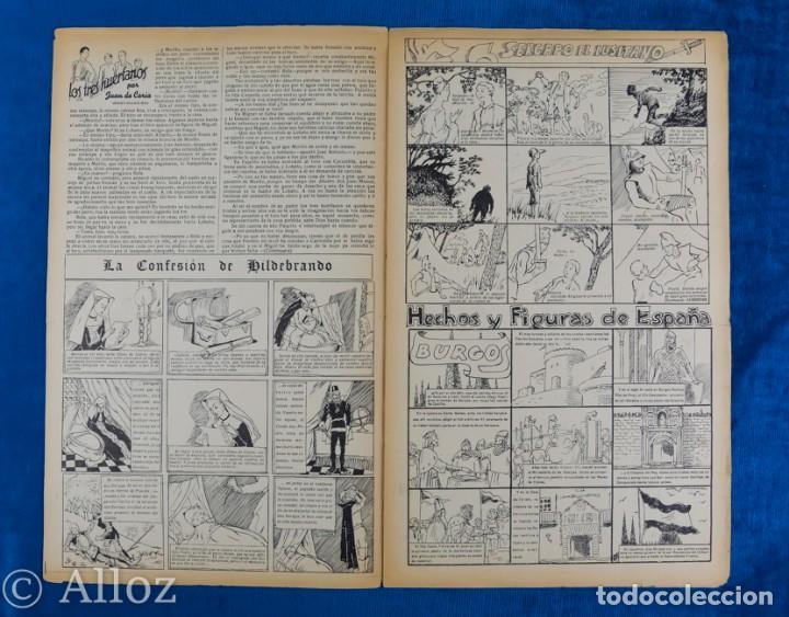 Tebeos: TEBEO CHICOS..Nº30 / SEPTIEMBRE 1938 - Foto 2 - 205353437