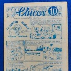 Tebeos: TEBEO CHICOS..Nº31 / OCTUBRE 1938. Lote 205353773