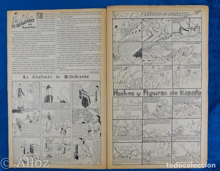 Tebeos: TEBEO CHICOS..Nº32 / OCTUBRE 1938 - Foto 2 - 205354082