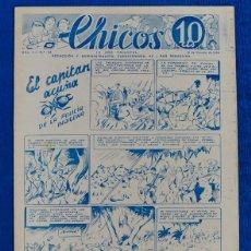 Tebeos: TEBEO CHICOS..Nº33 / OCTUBRE 1938. Lote 205354573