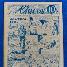 Tebeos: TEBEO CHICOS..Nº34 / OCTUBRE 1938. Lote 205354951