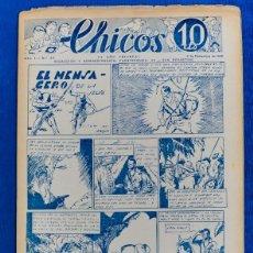 Tebeos: TEBEO CHICOS..Nº 35 / NOVIEMBRE 1938. Lote 205355681