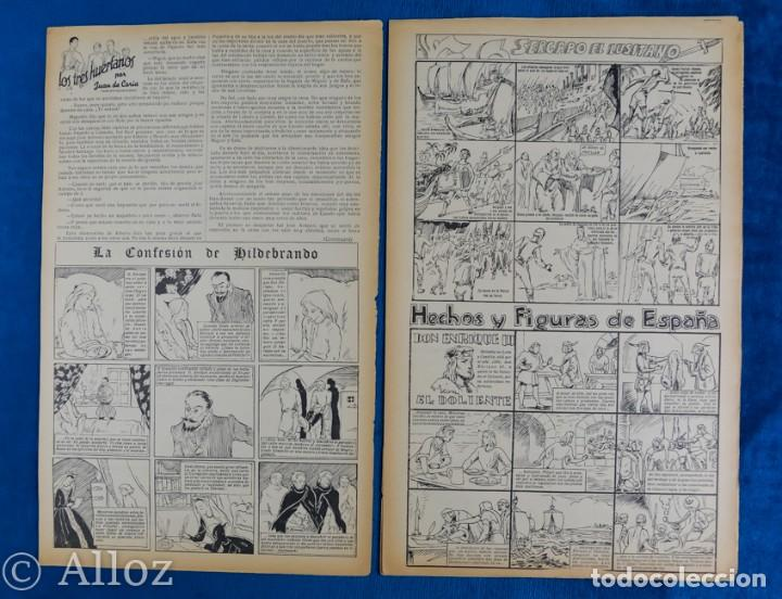Tebeos: TEBEO CHICOS..Nº 36 / NOVIEMBRE 1938 - Foto 2 - 205355968