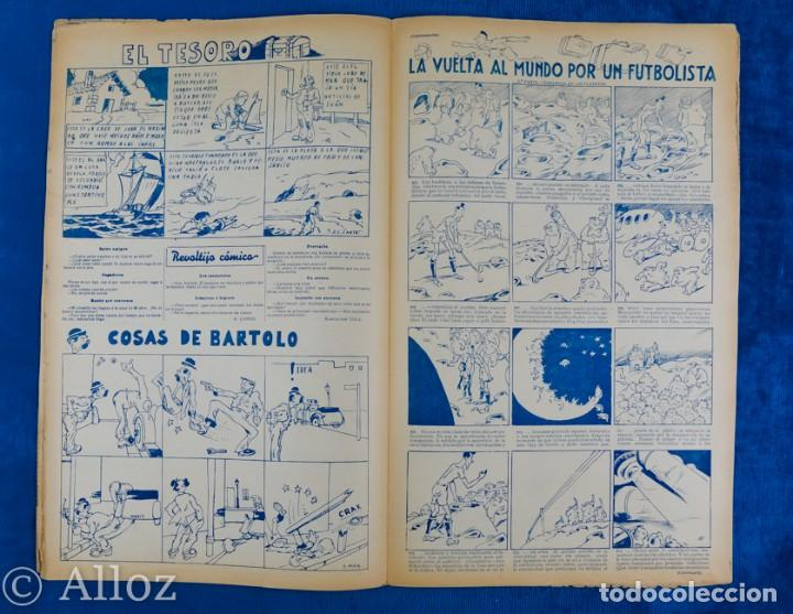 Tebeos: TEBEO CHICOS..Nº 37 / NOVIEMBRE 1938 - Foto 3 - 205356767