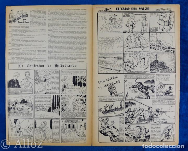 Tebeos: TEBEO CHICOS..Nº 42 / DICIEMBRE 1938 - Foto 2 - 205358143