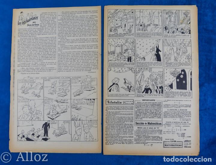 Tebeos: TEBEO CHICOS..Nº 47 / ENERO 1939 - Foto 2 - 205371683