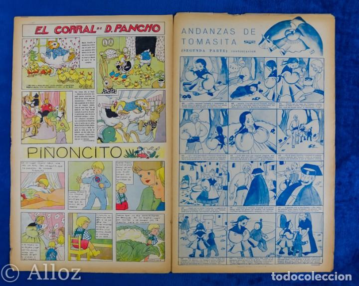 Tebeos: TEBEO CHICOS..Nº 47 / ENERO 1939 - Foto 3 - 205371683