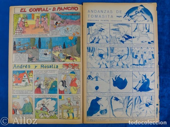 Tebeos: TEBEO CHICOS..Nº 55 / MARZO 1939 - Foto 2 - 205373370
