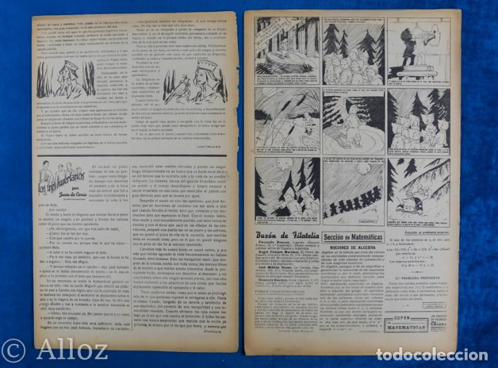 Tebeos: TEBEO CHICOS..Nº 54 / MARZO 1939 - Foto 2 - 205509725