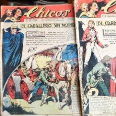 Tebeos: TEBEOS CHICOS.NUMEROS 209 A 236. ABRIL A DICIEMBRE 1942. Lote 209421350
