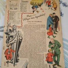 Tebeos: EL GRAN CHICOS MARZO 1946 AÑO 1 N.º 5 PISTOL JIM OBRAS DE J BERNAL BLASCO FREIXAS BOIX... 32 PAGINAS. Lote 210416248