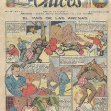 Giornalini: CHICOS NUM 79 - ORIGINAL. Lote 215964447