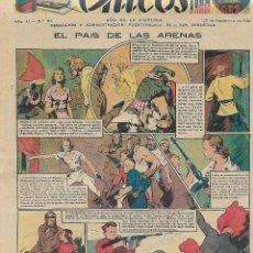 Giornalini: CHICOS NUM 81 - ORIGINAL. Lote 215964515