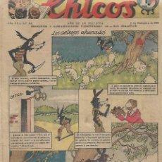 Giornalini: CHICOS NUM 88 - ORIGINAL. Lote 215964675