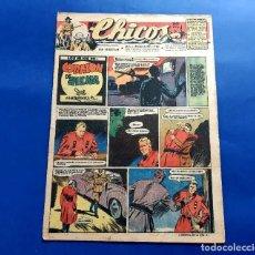 BDs: CHICOS Nº 458 - CON EL PRIMER DIBUJO PUBLICADO DE IBAÑEZ ( MORTADELO Y FILEMON). Lote 218008072