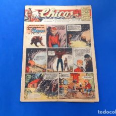Tebeos: CHICOS Nº 389 AÑO 1946 -BUEN ESTADO. Lote 218107335
