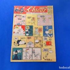 Tebeos: CHICOS Nº 417 AÑO 1946 -BUEN ESTADO. Lote 218107557