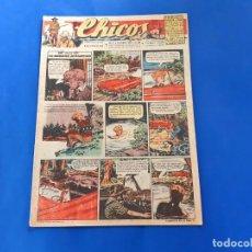 Tebeos: CHICOS Nº 488 AÑO 1948 -BUEN ESTADO. Lote 218107712