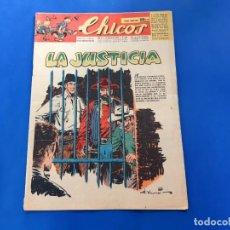 Tebeos: CHICOS Nº 443 AÑO 1947 -BUEN ESTADO. Lote 218107755