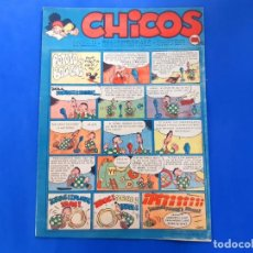 Tebeos: CHICOS Nº 514 AÑO 1948 -BUEN ESTADO. Lote 218108091