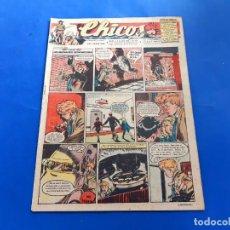 Tebeos: CHICOS Nº 486 AÑO 1948 -BUEN ESTADO. Lote 218119967