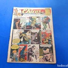 Tebeos: CHICOS Nº 483 AÑO 1948 -BUEN ESTADO. Lote 218120606