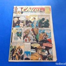 Tebeos: CHICOS Nº 484 AÑO 1948 -BUEN ESTADO. Lote 218120678