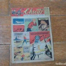 Giornalini: CHICOS ORIGINAL Nº 447 EDITORIAL CONSUELO GIL AÑO 1947. Lote 220605077