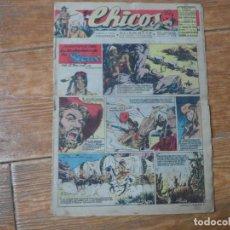 Giornalini: CHICOS ORIGINAL Nº 381 EDITORIAL CONSUELO GIL AÑO 1947. Lote 220618457
