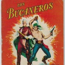 Tebeos: LOS BUCANEROS - SUPLEMENTO DE CHICAS - AÑO 1960 ***ED GILSA - CONSUELO GIL *** VER FOTOGRAFÍAS. Lote 222002677
