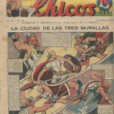 Tebeos: CHICOS NUM 107 - ORIGINAL. Lote 224214873