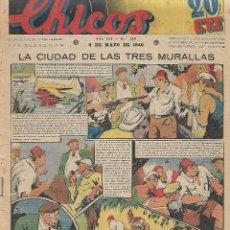Giornalini: CHICOS NUM 114 ORIGINAL. Lote 224215202