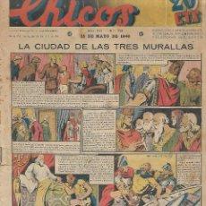Tebeos: CHICOS NUM 115 ORIGINAL. Lote 224215322