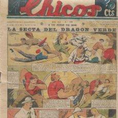 Tebeos: CHICOS NUM 118 ORIGINAL. Lote 224215431