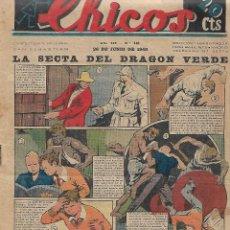 Tebeos: CHICOS NUM 121 ORIGINAL. Lote 224215527