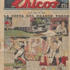 Tebeos: CHICOS NUM 122 ORIGINAL. Lote 224215622