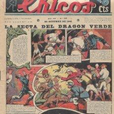 Tebeos: CHICOS NUM 138 ORIGINAL. Lote 224215916