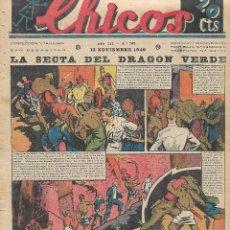 Tebeos: CHICOS NUM 141 ORIGINAL. Lote 224216073