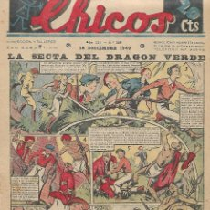 Tebeos: CHICOS NUM 146 ORIGINAL. Lote 224216223